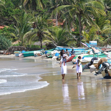 Arugam Bay Beach
